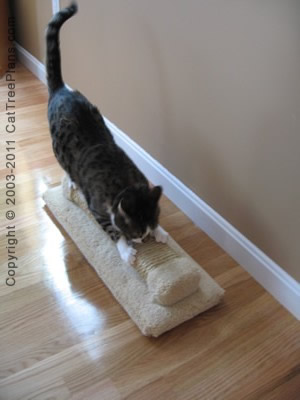 cat tree plan Cat Scratcher Plans Scratch Furniture 1 Detail 1