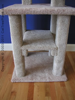 Cat Tower Plans 2 Detail 5