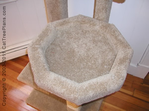 Cat Tower Tree Plans 10 Detail 5