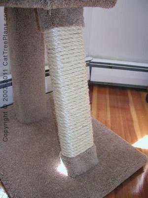 Cat Window Perch Plans 6 Detail 4