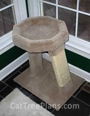 Cat Tree Plans Customer 045