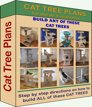 10 Cat Tree Plans Download
